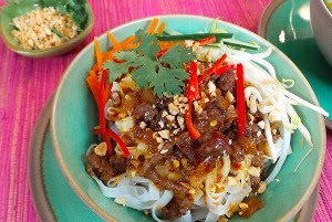 Mie Spicy Beef Noodle