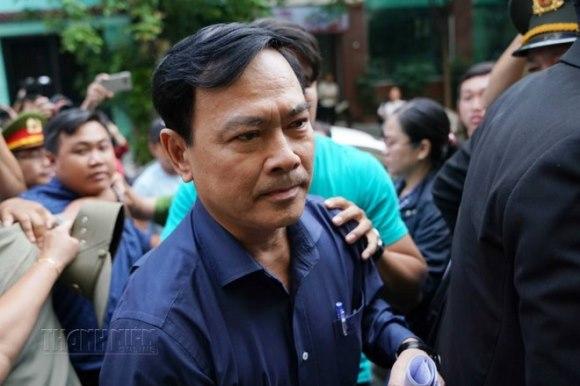 Tòa án xét xử Nguyễn Hữu Linh tội dâm ô
