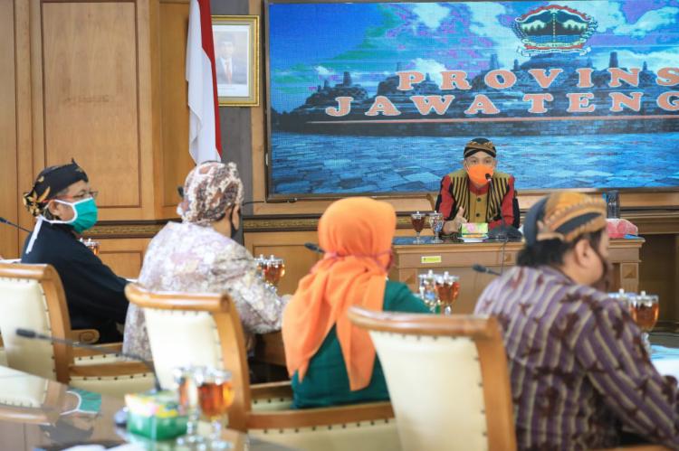 Dongkrak Perekonomian, Pemprov Jateng Gelontorkan Bantuan Keuangan  Rp 2,23 Triliun