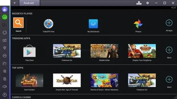 BlueStacks Premium Offline 4.50.5.5003 Full free download
