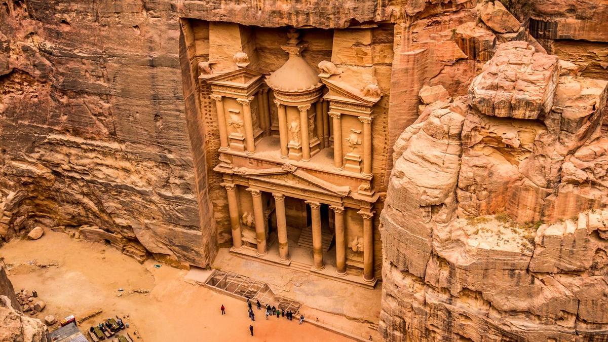 Petra - Ma'an, Jordan