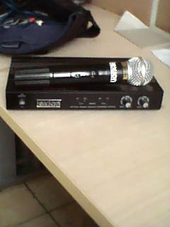 Wireless Microphone Murah