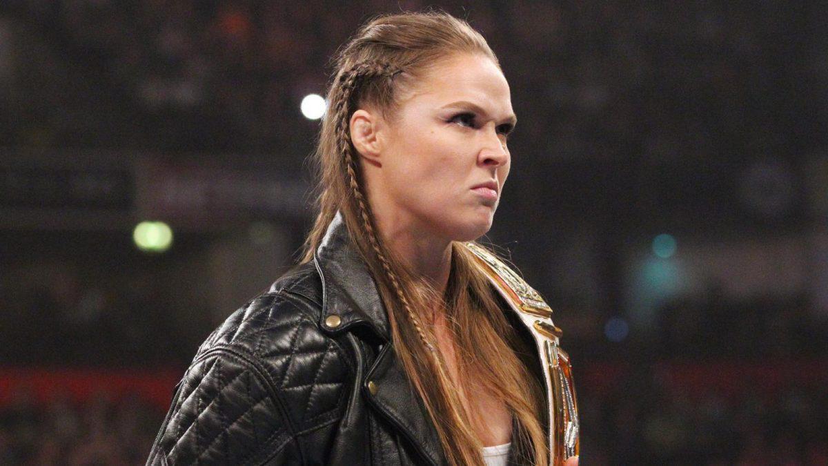 Ronda Rousey irá retornar no Royal Rumble desta noite?