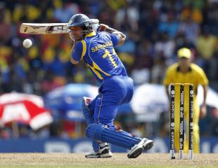 Kumar Sangakkara 73* - Sri Lanka vs Australia 20th Match ICC Cricket World Cup 2011 Highlights