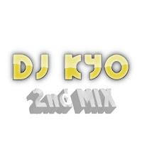 DJ KYO 2nd MIX!! のジャケット画像です。