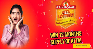 Aashirvaad Atta Contest