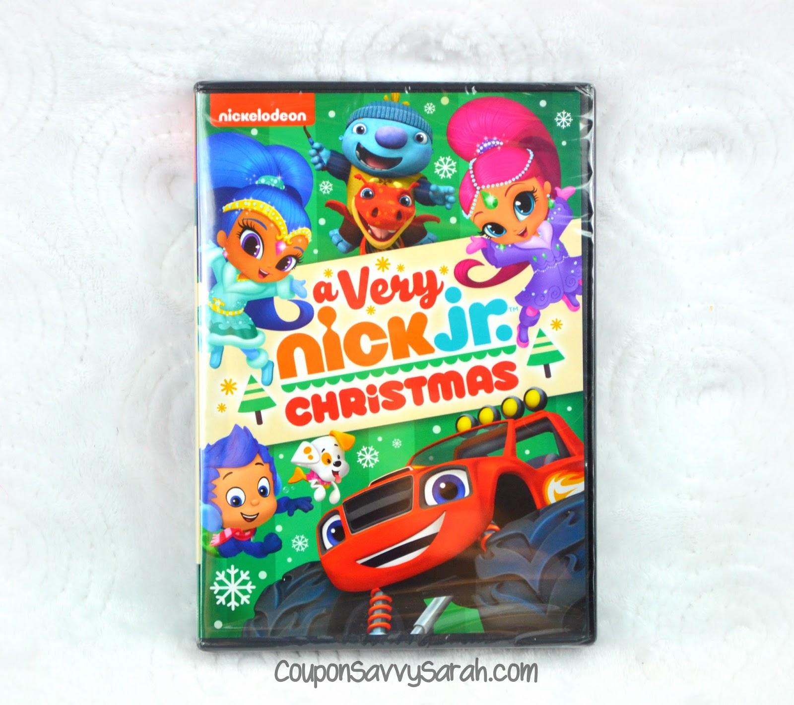 Coupon Savvy Sarah: Nickelodeon Favorites: A Very Nick Jr ...