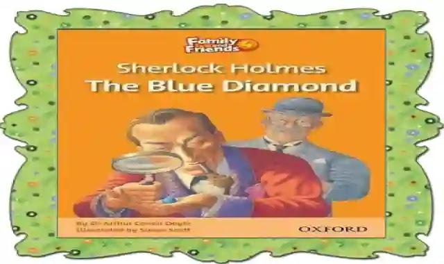 شيتات اسئلة على قصة the blue diamond مع الترجمة واجابتها النموذجية