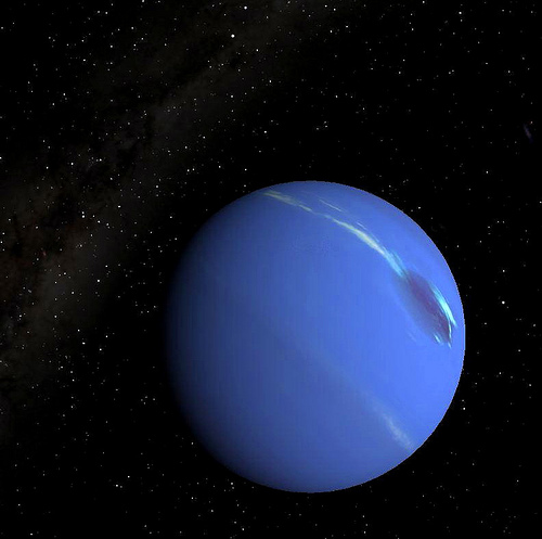 Planet Neptune - Pics about space