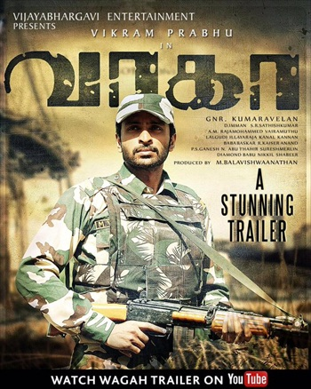 Wagah 2016 UNCUT HDRip 1.3GB Hindi Dual Audio 720p