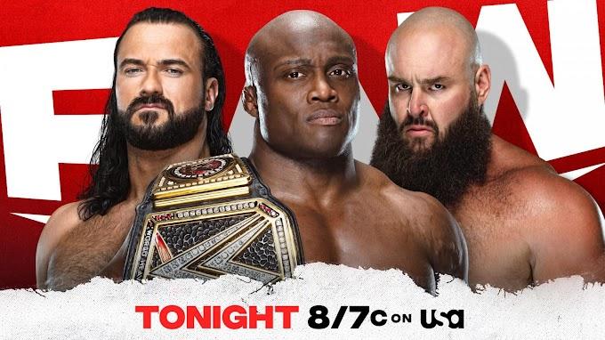 Watch WWE Live: Monday Night Raw