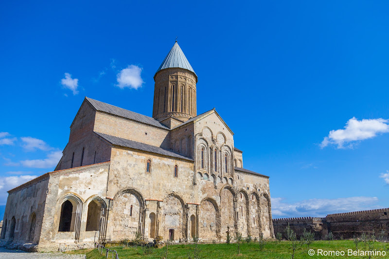 Alaverdi Cathedral Things to do in Kakheti Province Georgia