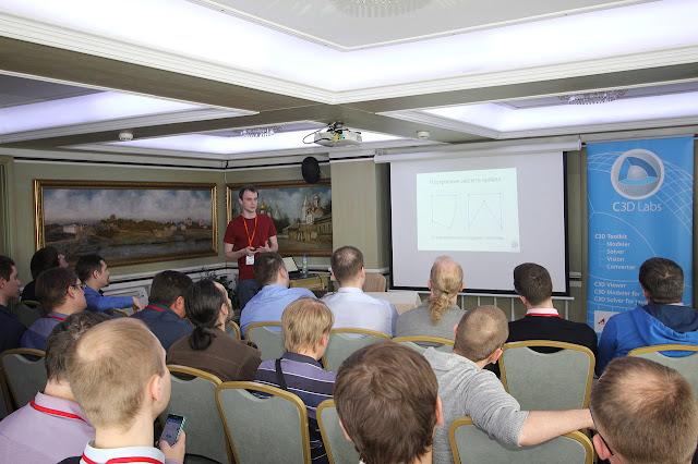 Саша Волков рассказывает об алгоритме построения крыш
