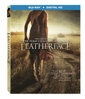 LEATHERFACE Blu-ray Review