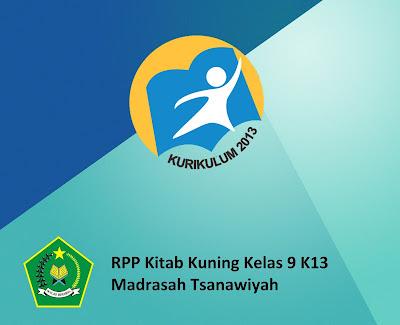 RPP Kitab Kuning Kelas 9 K13