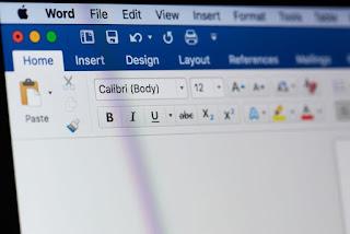 cara mengatur letak watermark di word