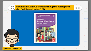 download ebook pdf  buku digital pendidikan agama khonghucu kelas 3 sd