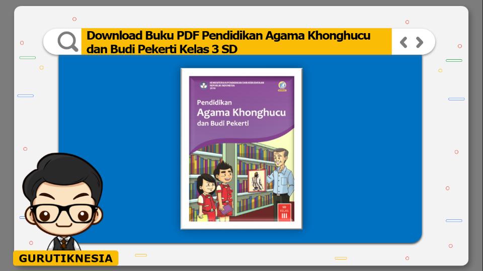 download buku pdf pendidikan agama khonghucu dan budi pekerti kelas 3 sd
