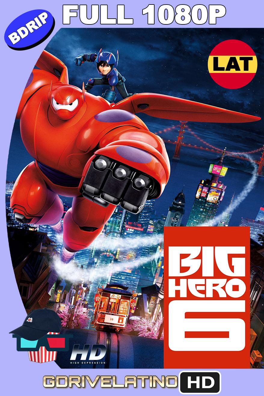 Grandes Heroes (2014) BDRip 1080p Latino-Ingles MKV