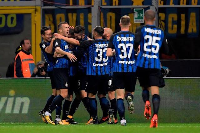 Inter Geser Napoli Dari Posisi Puncak Klasement