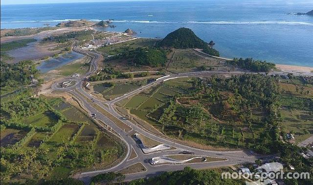 Sirkuit Mandalika - MotoGP Indonesia 2021