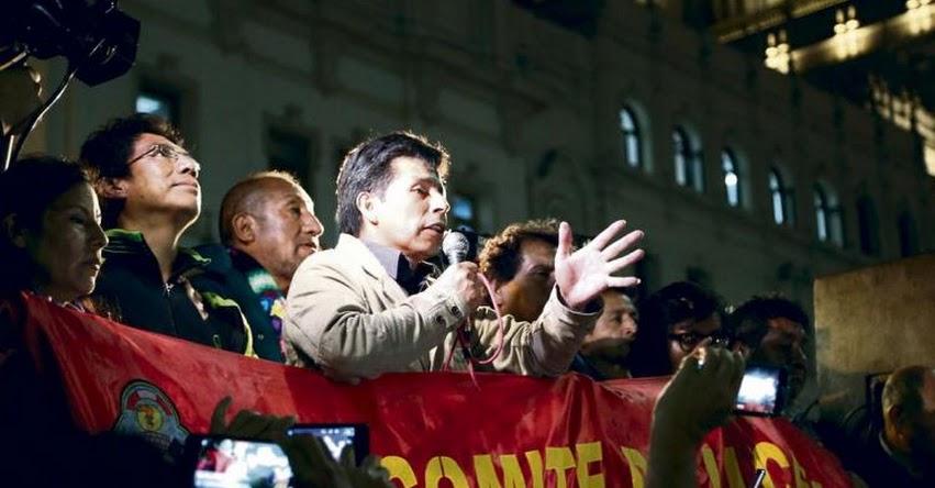 SUTEP Cusco pide anular inscripción de la FENATE, sindicato de Pedro Castillo