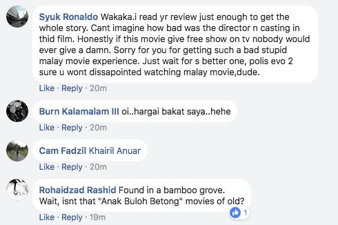 Reviu Filem Badang 2018 Ikhlas Dari Hati Seorang Penggemar Movie
