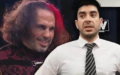 Tony Khan is richer than Matt Hardy. StrengthFighter.com