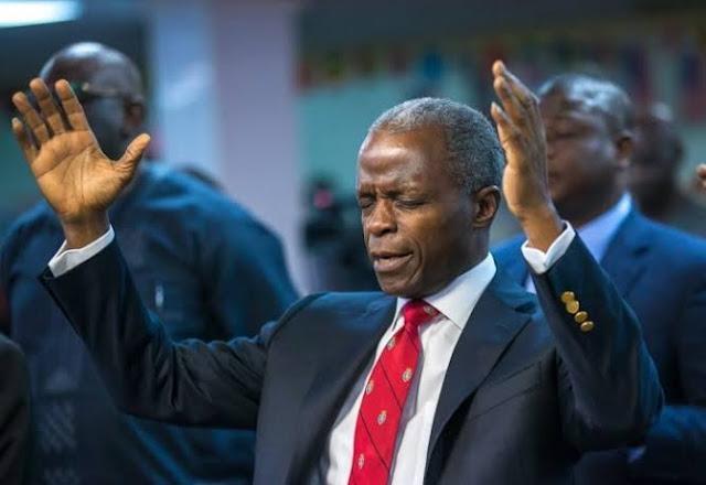 'Osinbajo Never Led A Prayer In RCCG For Buhari To Die' - Spokesperson, Laolu Akande