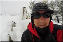 Amaritu mendiaren gailurra 876 m. - 2017ko abenduaren 2an
