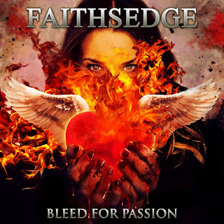 "Το album των Faithsedge ""Bleed for Passion"""