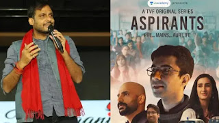 tvf-aspirants-controversy-writer-nilotpal-mrinal-accused-of-stealing-the-story-of-dark-horse
