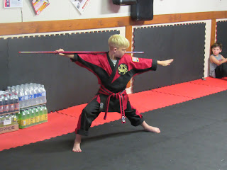 Montgomery Catholic Students to Compete on United States Martial Arts Team 2