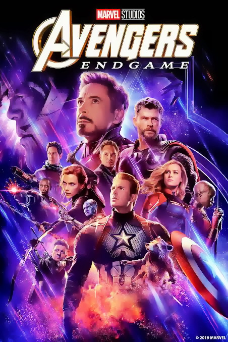 Avengers Endgame Hd Hindi version