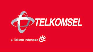Logo PT. Telekomunikasi Indonesia, Tbk (TELKOMSEL)