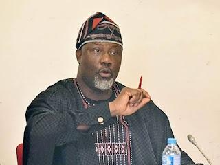 Dino Melaye accused Jigawa state governor of plotting to remove him