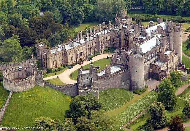 Castles In The World Castelos Pelo Mundo Destinos Para