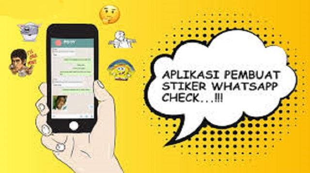 Aplikasi Pembuat Stiker WA