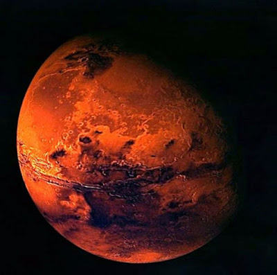 Mars in astrology
