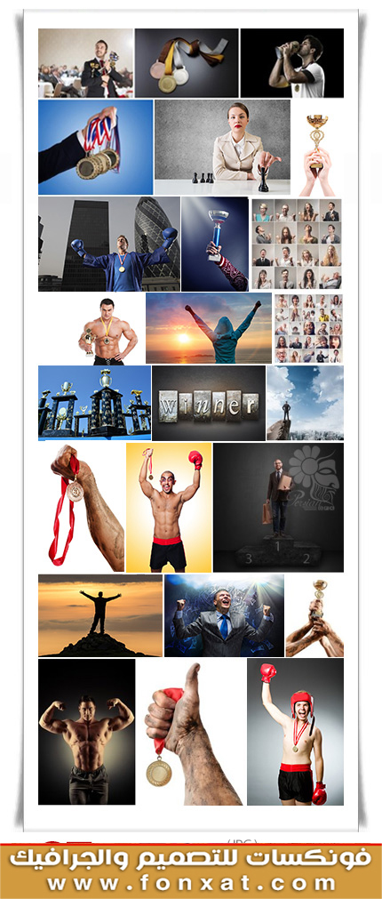 Download image quality winners, victory, medal, Golden Cup