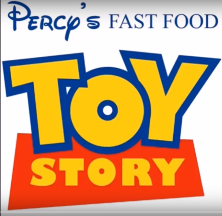 Percy's Fast Food Toy Story