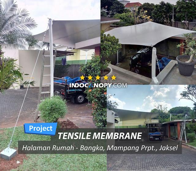 canopy membrane tenda tarik