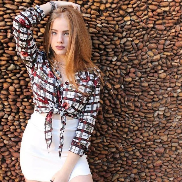 Hot girl 14 tuổi được chú ý nhờ vẻ ngoài xinh đẹp, gợi cảm