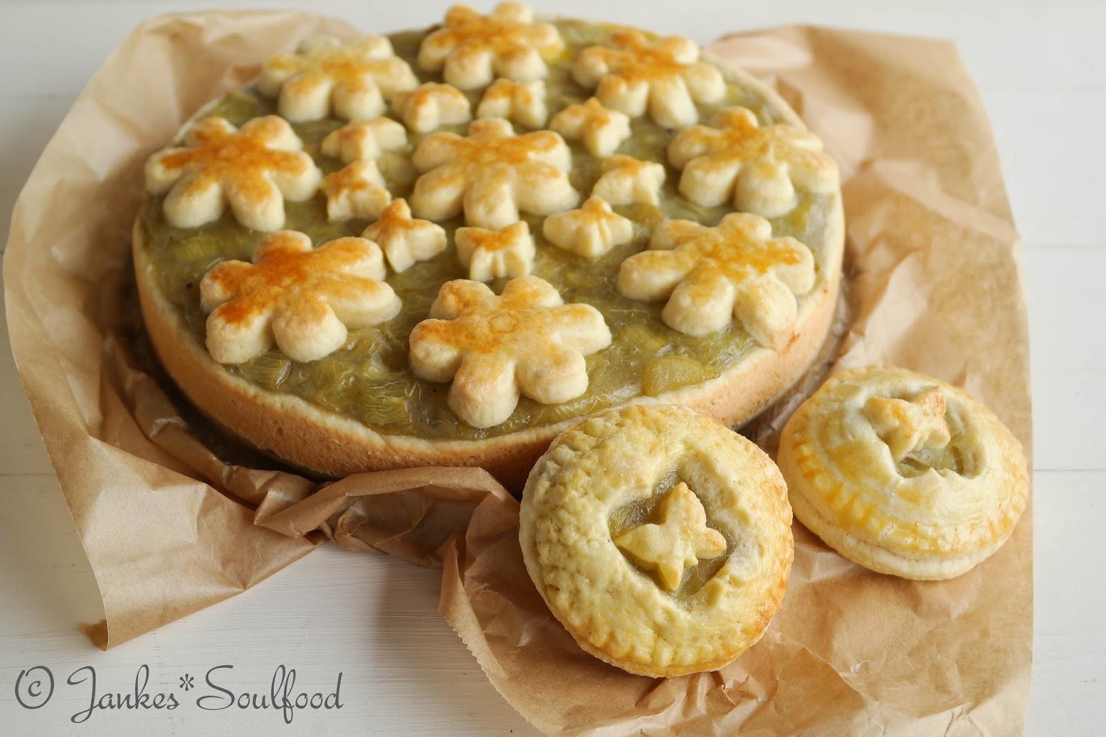 Rhabarberkuchen von Jankes Soulfood