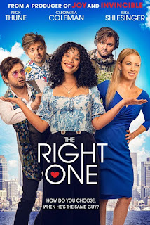 The Right One [2021] [DVDR] [NTSC] [Latino]