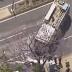 Επιβάτης λεωφορείου στην Αυστραλία έκαψε ζωντανό τον οδηγό! (photos+video)