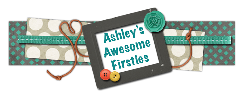 Ashley's Awesome Firsties