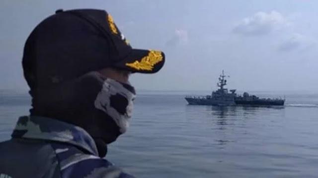 Rusia India Kerahkan Kapal Perang Dekat Aceh, TNI Operasi Selat Malaka