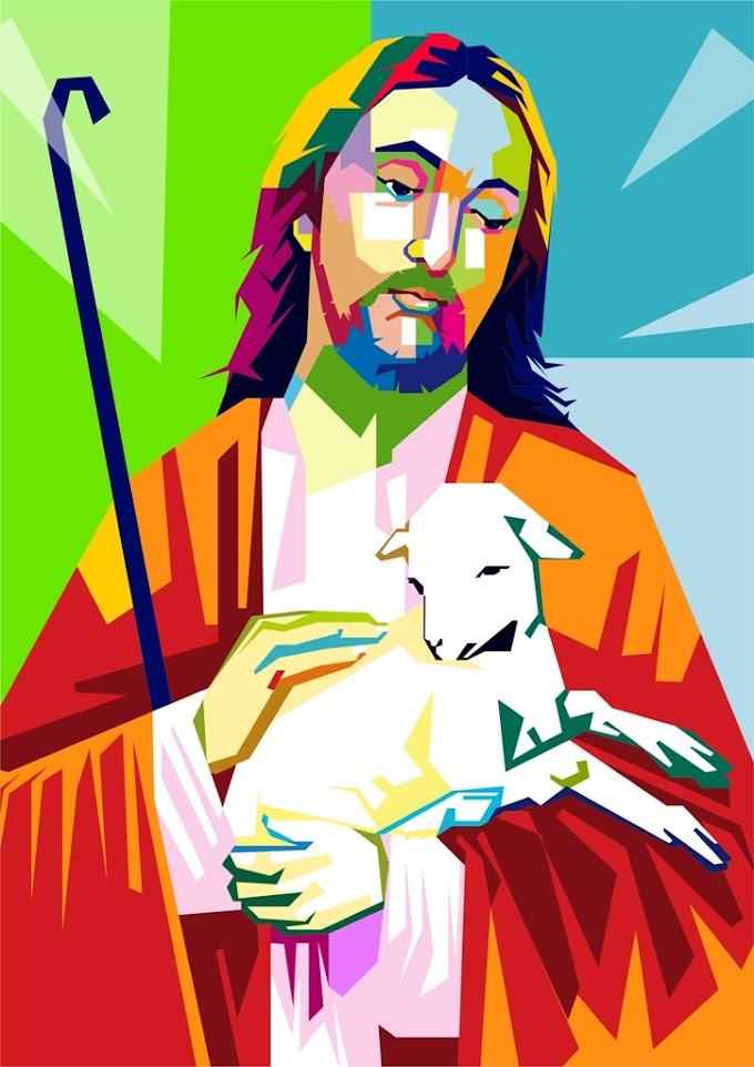 JESUS, MY SAVIOR!