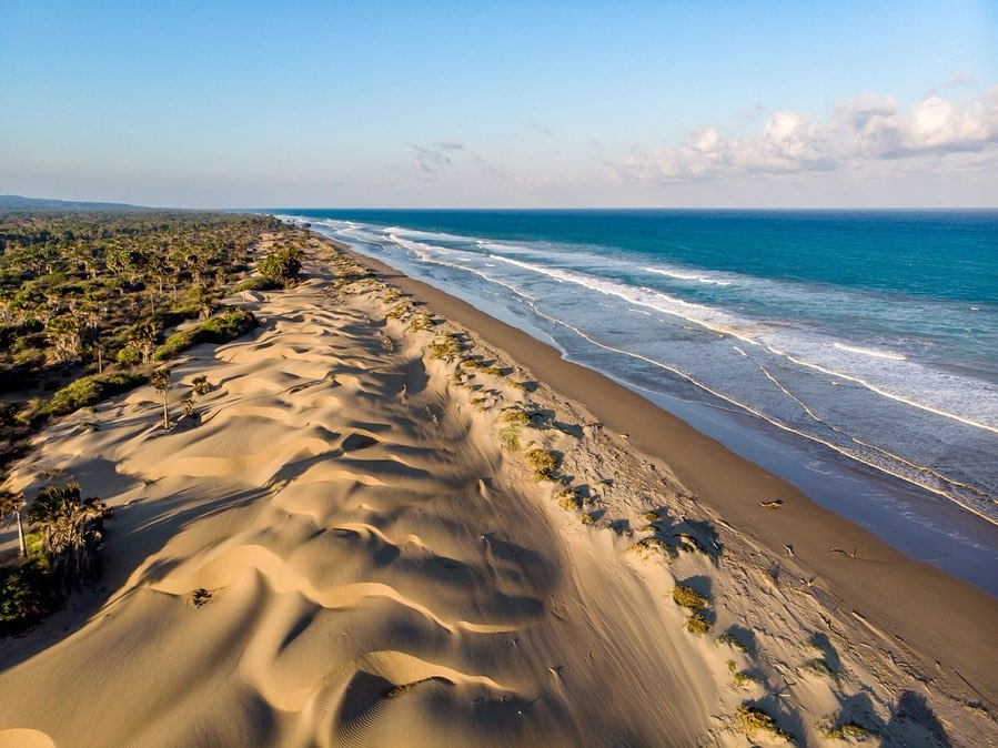 Lokasi Pantai Oetune